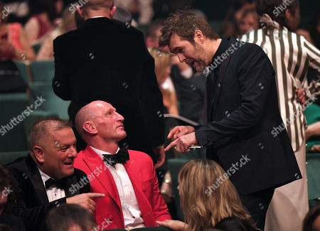Gareth Thomas and Rhod Gilbert