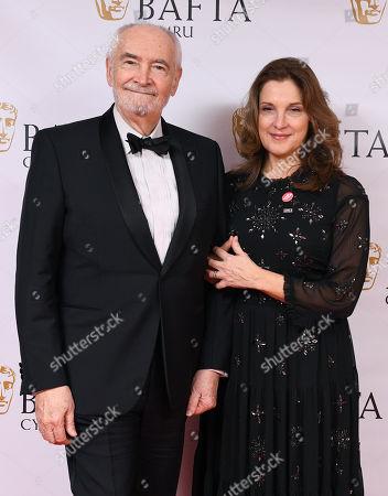 Barbara Broccoli and Michael G Wilson