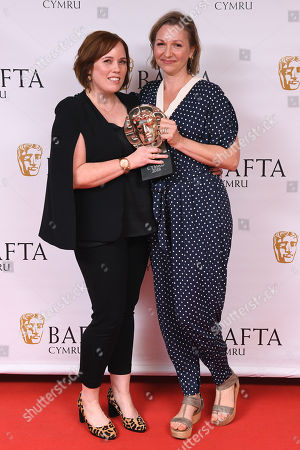 Laura Martin-Robinson and Claire Hill - Director: Factual - 'Richard and Jacco: Life with Autism'