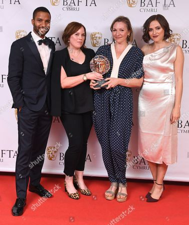 Laura Martin-Robinson and Claire Hill - Director: Factual - 'Richard and Jacco: Life with Autism', presented by Sean Fletcher and Elinor Crawley