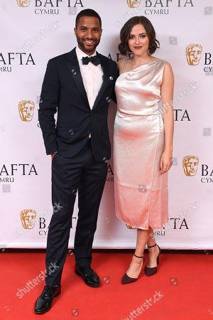 Sean Fletcher and Elinor Crawley