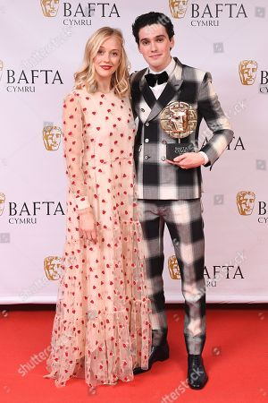 Jack Rowan - Actor - 'Born To Kill' presented by Elen Rhys