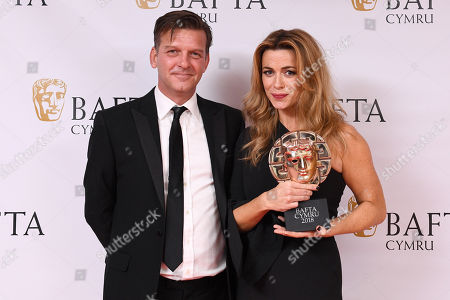 Eve Myles - Actress - 'Keeping Faith/Un Bore Mercher' presented by Jason Hughes