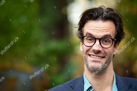 Comedian Marcus Brigstocke.