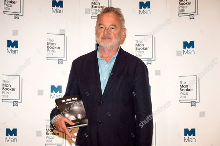 Editorial picture of Man Booker Prize, Nominations, London, UK - 14 Oct 2018