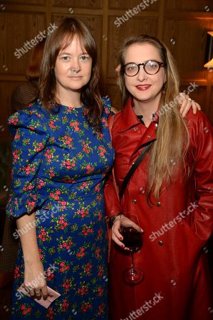 Leith Clark and Daisy De Villeneuve