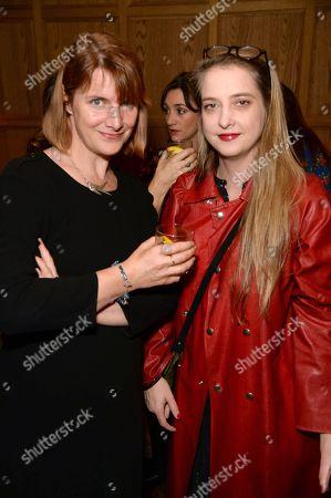 Guest and Daisy De Villeneuve