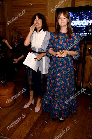 Editorial picture of Women Under the Influence and Violet Book host a celebration of 'Female in Film', BFI London Film Festival, UK - 14 Oct 2018