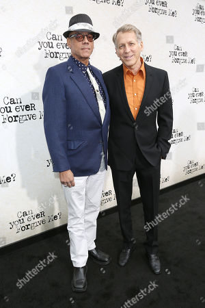 David Zachery and Stephen Spinella