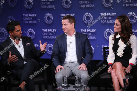 Editorial picture of PALEYFEST NY: 'Shark Tank', New York, USA - 14 Oct 2018