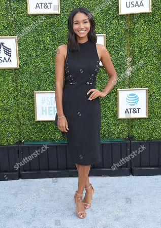 Editorial photo of The CW Network's Fall Launch Event, Los Angeles, USA - 14 Oct 2018