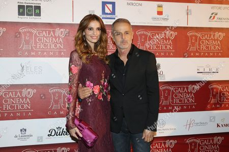 Editorial image of Gala of Cinema and Fiction, Castellammare di Stabia, Italy - 13 Oct 2018