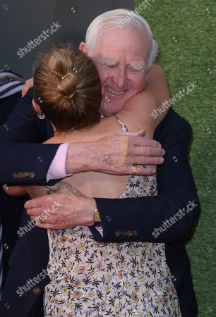 John Le Carre and Florence Pugh
