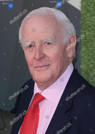Stock Picture of John Le Carre