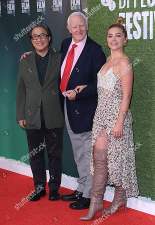 Park Chan-Wook, John Le Carre and Florence Pugh