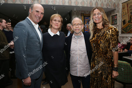 Matthew Greenfield, Anne Carey, Bob Balaban and Amy Nauiokas