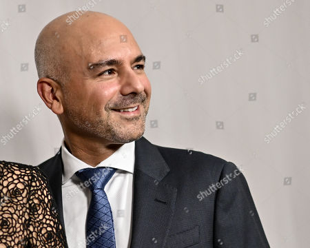 Stock Image of Eric Esrailian