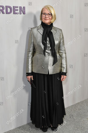 Editorial photo of Hammer Museum Gala, Arrivals, Los Angeles, USA - 14 Oct 2018