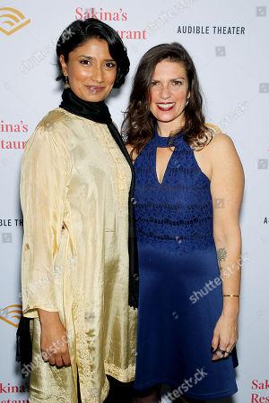 Gulshan Mia (Assistant Director), Kimberly Senior (Director)