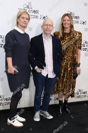 Anne Carey, Bob Balaban and Amy Nauiokas (Producers)