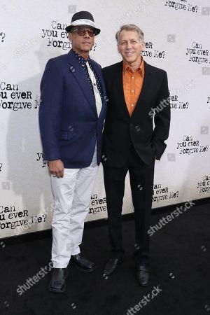 Stephen Spinella (R) and husband David Zachery (L)