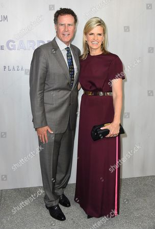 Viveca Paulin, Will Ferrell. Viveca Paulin, right, and Will Ferrell arrive at the 16th Annual Hammer Museum Gala in the Garden on in Los Angeles