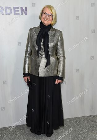 Marcy Carsey arrives at the 16th Annual Hammer Museum Gala in the Garden on in Los Angeles