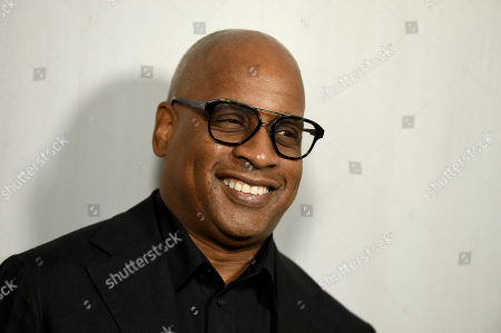 Glenn Ligon arrives at the 16th Annual Hammer Museum Gala in the Garden on in Los Angeles