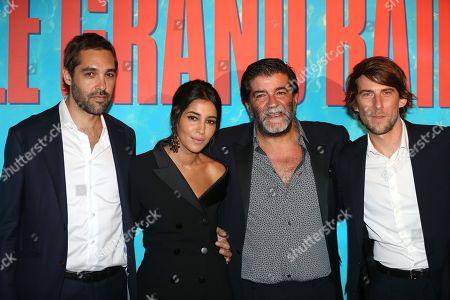 Guest, Leila Bekhti, Alain Attal, Hugo Selignac