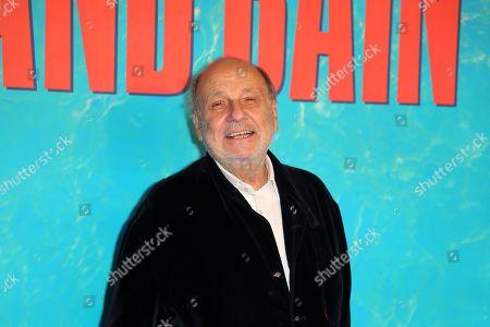 Stock Photo of Serge Moati