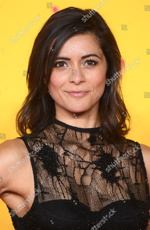 Stock Image of Lucy Verasamy