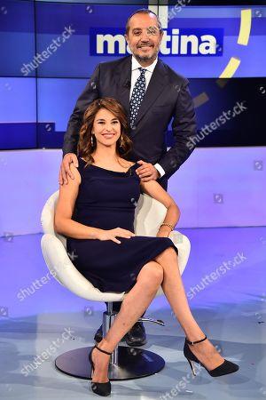 Stock Picture of Benedetta Rinaldi and Franco di Mare