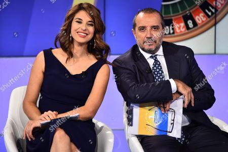 Benedetta Rinaldi and Franco di Mare