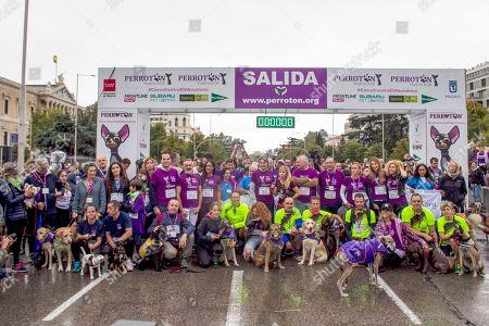 Pablo; Alejandra Boto; Marta Higueras; Vicky Larraz; Marta; Rafa Sanchez; Begona Villacis; Sofia Cristo; Ignacio Aguado; Monica Post