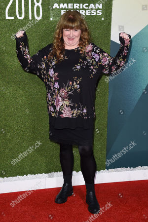 Stock Picture of Janey Godley