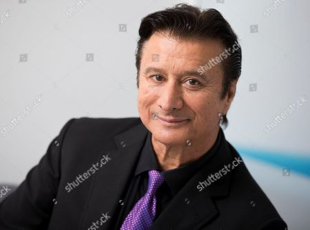 Editorial image of Steve Perry Portrait Session, New York, USA - 08 Oct 2018