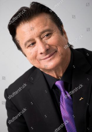 Editorial picture of Steve Perry Portrait Session, New York, USA - 08 Oct 2018