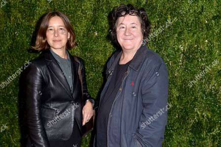 Pamela Koffler and Christine Vachon