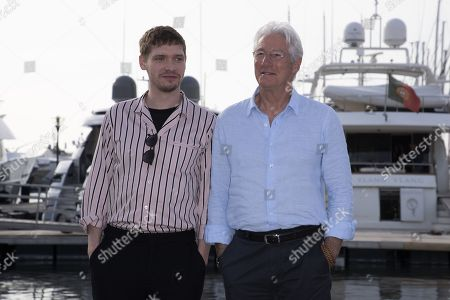 "Billy Howle (actor), Richard Gere (actor) for the film ""MotherFatherSon"""