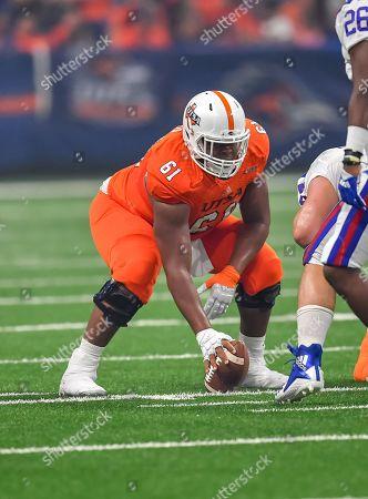 Editorial picture of NCAA Football University of Texas at San Antonio vs Louisiana Tech, San Antonio, USA - 13 Oct 2018