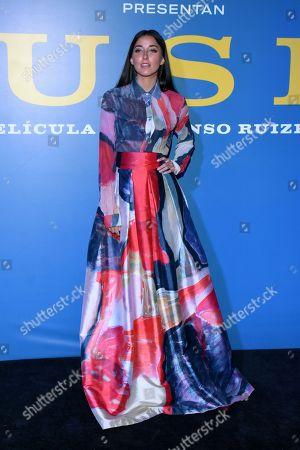 Stock Image of Sofia Sisniega
