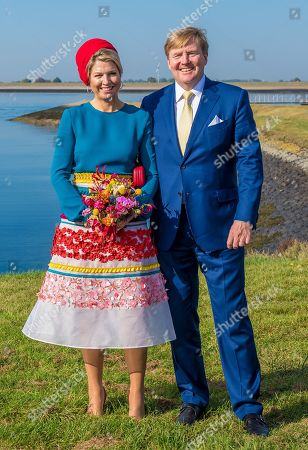 King Willem-Alexander and Queen Maxima visit Zeeland