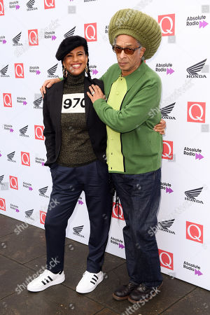 Neneh Cherry and Don Letts