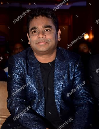Stock Photo of Indian music director AR Rahman