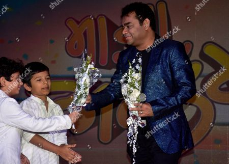 Stock Picture of Indian music director AR Rahman