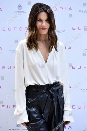 Editorial photo of 'Euforia' film photocall, Rome, Italy - 16 Oct 2018