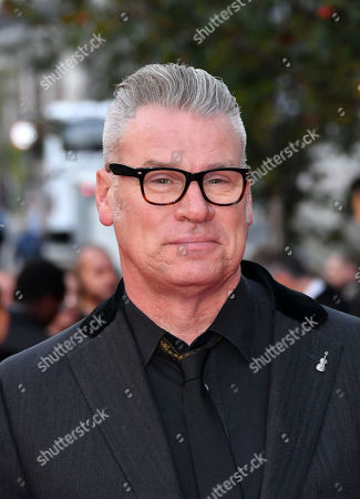 Editorial photo of 'They Shall Not Grow Old' film premiere, London, UK - 16 Oct 2018