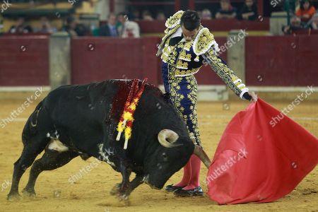 Editorial picture of Juan Jose Padilla retirement match, Zaragoza, Spain - 14 Oct 2018