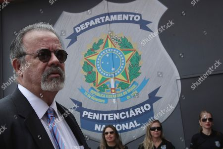 Editorial picture of Security, Brasilia, Brazil - 16 Oct 2018
