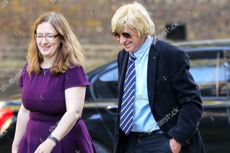 Michael Fabricant arrives in Downing Street for an extended Cabinet Meeting